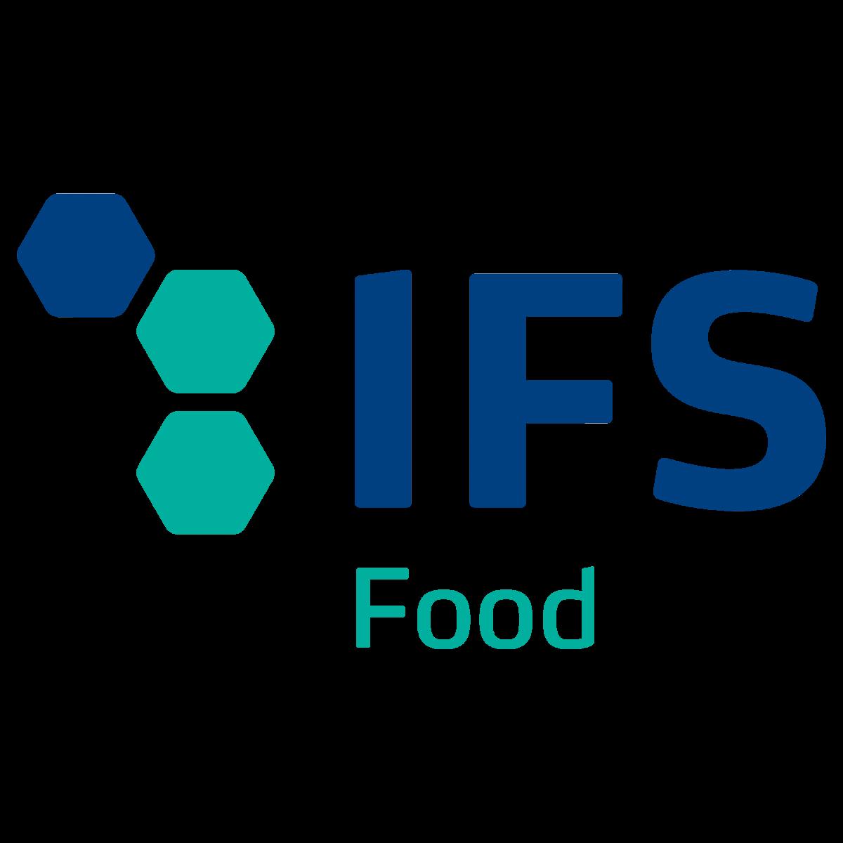 logo ifs food - Fort & Vert