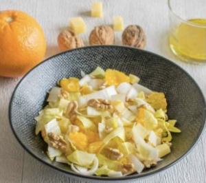 salade endives oranges bio